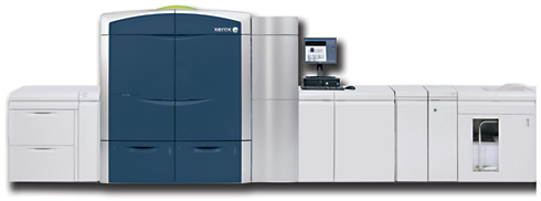 Xerox Color 800 Digital Printing